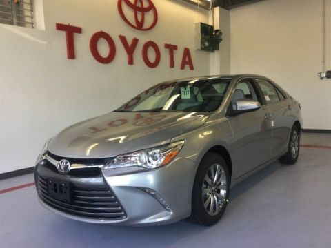New 2017 Toyota Camry XLE