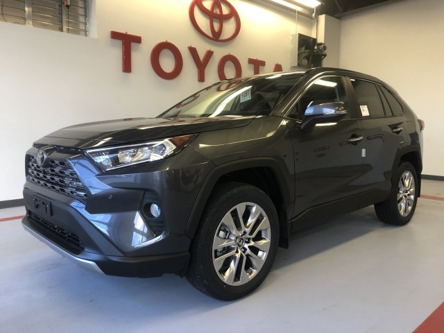 New 2019 Toyota Rav4 Limited Sport Utility In Torrington 9261
