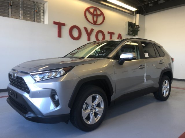New 2019 Toyota Rav4 Xle Sport Utility In Torrington 9249