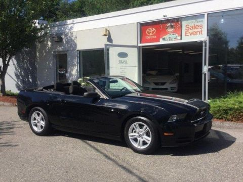 Pre-Owned 2014 Ford Mustang V6 Premium Convertible