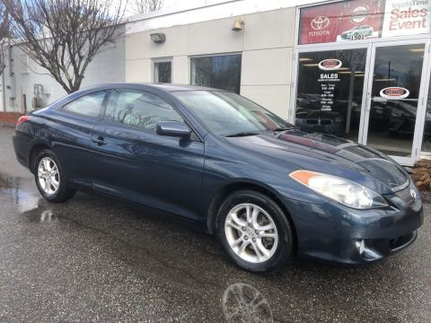 Pre-Owned 2005 Toyota Camry Solara SE